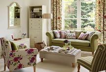 Country style living rooms / Need ideas for transforming your living room? Follow our expert tips and advice