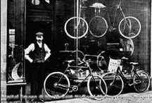 vintage bicycle photos / inspiration for tweed run