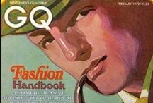 vintage GQ