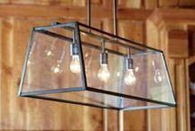 Lighting we like / We're always adding to our lighting range, but here's what gives us the ideas...