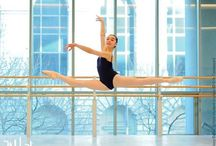 Ballet and dance / by Gracie Appeline