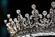 Crowns, tiaras and royal stuff
