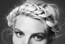 The Braid / Braids are one of our favourite things.  They can be as complicated or simple as your skill level allows but they always look beautiful.  From boho to classic, braids can be tailor made to suit your personal style.