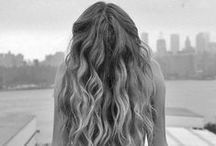 The Ombre Phenomenon / We all envy the sunkissed hair of a child, natural highlights that look so perfect. With the introduction of the Ombre and the gentler Balayage, everyone has tried this designer sunkissed style.