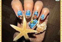 Participations aux concours / Mes participations aux concours nail art