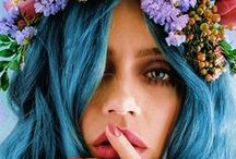 The Colourful Life / Your hair colour is a great way to express your colourful personality, from intense reds, to cute pastels, it is an easy way to instantly change your look. And how you feel!