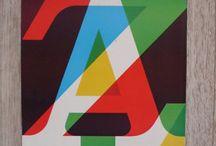 ALPHABET / Swanky Lookin' Letters / by Scarlett O'Hara, AKA Jude Hanson