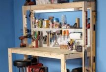 Cool Tools & Woodwork / All about tools, woodwork, and the tips and tricks that come along with them.  / by Lacy Gates