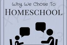 Homeschooling And Education / by Displaced Yinzer