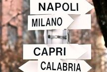 ITALIA / My favorite destination, the place you have to see at least once in your life