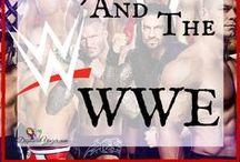 WWE  #WWEMoms