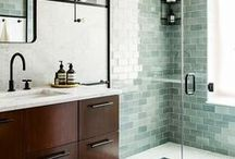 Spa Bathrooms / Be inspired and create your own tranquil sanctuary with the Spa Bathroom trend! Affordable with CTD