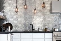 Mosaic Must Haves / Be inspired by Must Have Mosaics  #mosaic | #interiors | #tiles