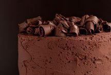 Chocolate! / Alt med sjokolade!
