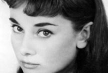 Audrey Hepburn / by Susanna Juliet Perl