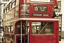 Londres / Inspiração na cidade britânica