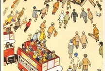 Underground Posters / 150 anos do metrô de Londres