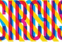 Circus Typography