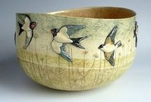 Amazing ceramics and other artwork
