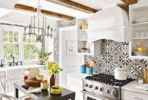 KITCHEN / modern farmhouse kitchens