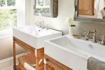 BATHROOM / beautiful bathrooms