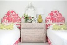 KIDS BEDROOMS / decorating ideas for the kids bedrooms