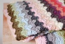 CROCHET AND KNIT / crocheting and knitting projects