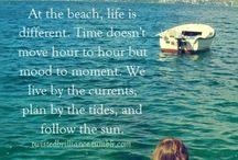 Beach life ☀