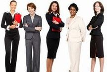 Women's Professional Attire / by Center for Student Professional Development