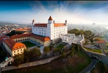 Bratislava / Bratislava is popular stag party city with stunning old town where everything is within walking reach, famous by its rich & still undiscovered local nightlife and cheap prices in comparison with other European countries.