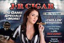Catalog Covers / Covers from our catalogs / by JR Cigar