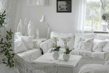 Shabby and vintage homes and accessorries