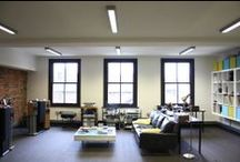 AdairAcoustic Showroom / Our showroom in Clerkenwell looks lovely, especially on golden mornings.