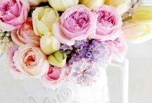 Blumen für die Hochzeit  / Hochzeit, Blumen, deko,
