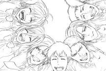 SNK / Facts, funny stuff, (forbidden love) and beautiful fan arts of shingeki no kyojin, or Attack on titans!