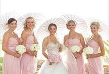 Pink weddings / Planning a feminine and romantic pink wedding?