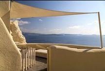 Mystique Island architecture / Mystique's distinctive island architecture that preserves the nature