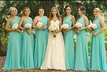 Tiffany blue weddings
