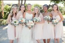 Natural, nude and beige weddings