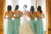 Aqua weddings