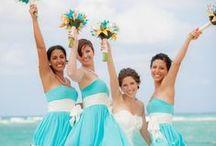 Turquoise weddings