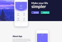 WEB UI/UX / web ui/ux inspiration
