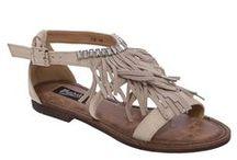 sandals / spring summer sandals