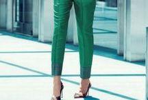green pants / green-teal-juniper-oasis-hunter-pine pants, capri, shorts spring-summer