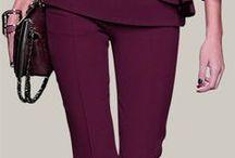 purple pants / purple-wild berry-grape-raspberry-lilac pants, capri, shorts