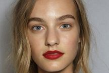 red lips / red lips