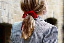 Beauty / H A I R / My favourite hair styles and inspiration