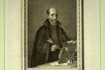 Grabados (retratos) / Colección de grabados de retratos cordobeses perteneciente a la Biblioteca Provincial de Córdoba. Siglo XIX.