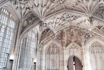 Oxford University / Photos taken at Oxford University, April 2015. I went because of my love of the All Souls Trilogy by Deborah Harkness