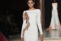 wedding dresses / fashion and style
